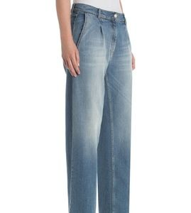 💎 Magda Butrym Crooksville Baggy Jeans